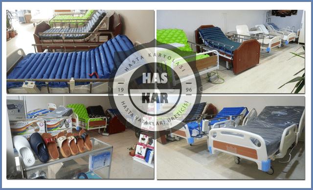 Hasta Yatakları İstanbul Bayrampaşa