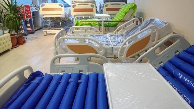 Hasta İçin Şişme Yatak