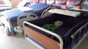 Haskar hasta yatağı modelleri