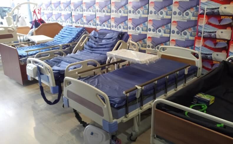 Otomatik hasta yatakları