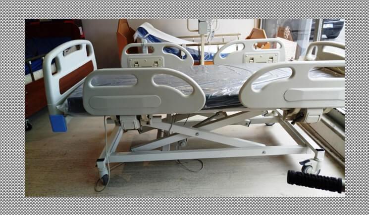 Asansörlü Hasta Yatağı