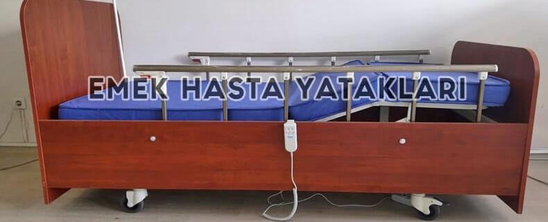 Türkiye'de üretilen bir hasta yatağı