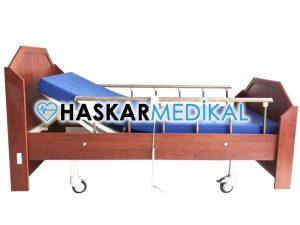 Ev tipi hasta yatağı modeli