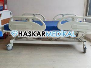Güvenli Hasta Yatağı