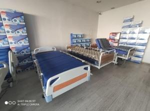 Çok fonksiyonlu hasta yatağı modelleri
