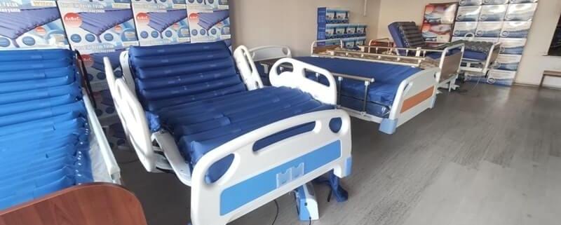 Hasta yatağı hizmetleri