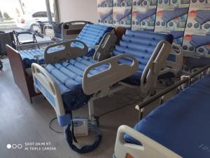 Uzun süre kullanılabilir hasta yatakları