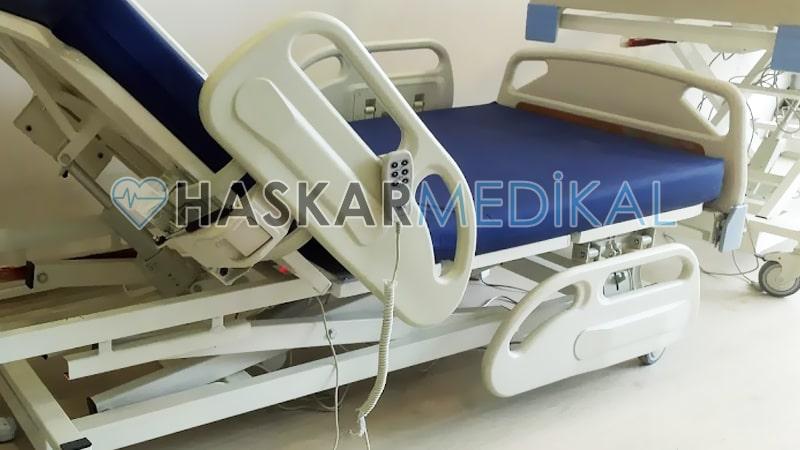 4 Motorlu Abs Hasta Yatağı