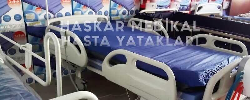 Elektrikli Ve Havalı Hasta Yatakları