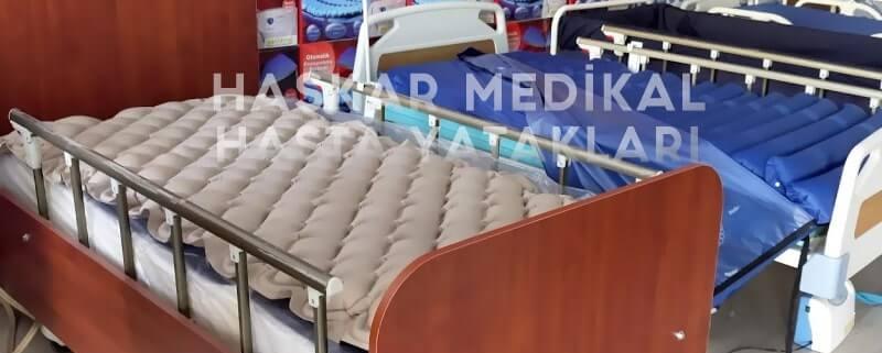 Ev Tipi Ahşap Hasta Yatağı Tasarımları