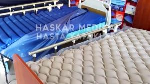 Konforlu Ve Güvenli Hasta Yatakları