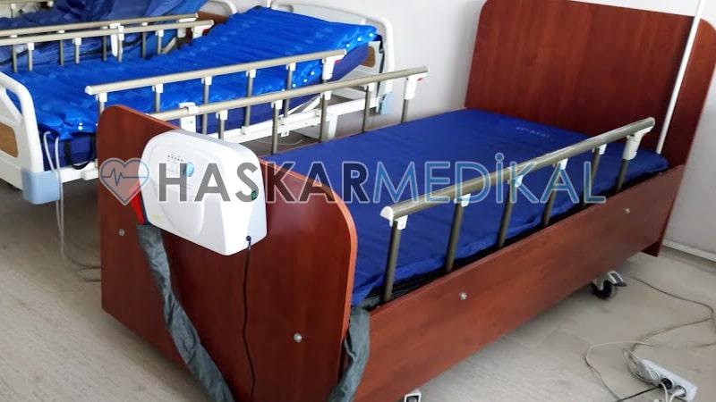 Tedavi İçin Uygun Hasta Yatakları