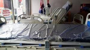 4 motorlu uygun fiyata hasta yatağı