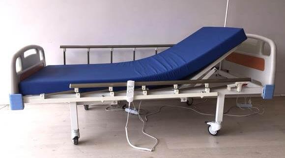 Abs Başlıklı Hasta Yatağı