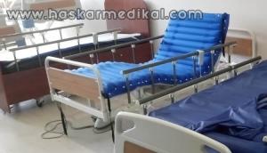 Boru Tipi Havalı Hasta Yatakları
