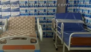 Felçli Hastalar İçin Havalı Yataklar