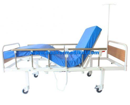 2 motorlu hasta yatağı HM-159