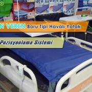 Pozisyon veren havalı yatak - HM2500/W