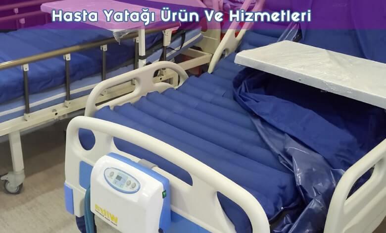 Hasta Yatağı Yapımı
