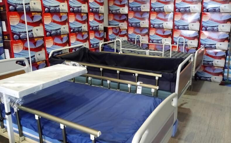 Kiralık Elektrikli Hasta Yatakları