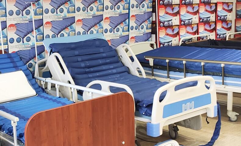Engelli Hasta Yatağı Çeşitleri
