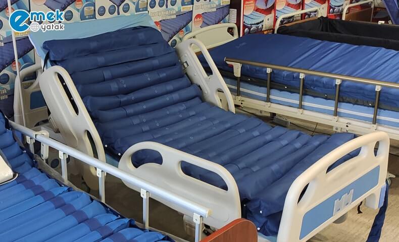 Evde Bakım İçin Tasarlanmış Hasta Yatakları