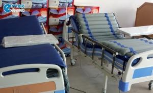 Yoğun Bakımda Kullanılan Hasta Yatakları