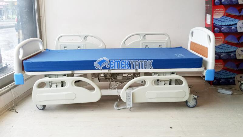 HM-4500 4 Motorlu Trendelenburg Hasta Yatağı