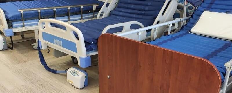 Ev İçin Üretilen Hasta Yatakları
