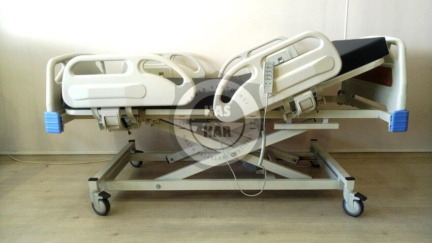 HM-3500 3 Motorlu Full Abs Hasta Karyolası