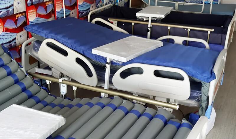 Havalı Hasta Yatağı Modelleri