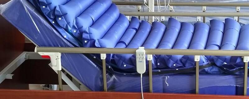 Havalı Hasta Yatağı Tasarımları