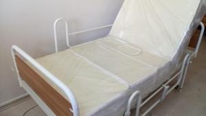 Lazımlıklı Hasta Yatağı HM-1800