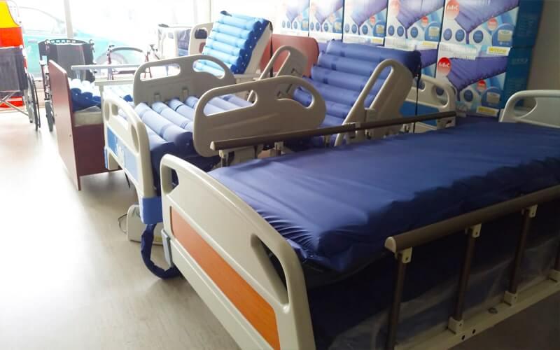 Özellikli hasta yatakları