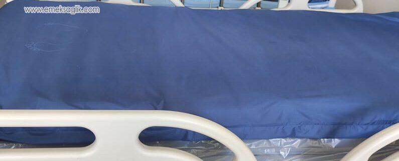 Hasta karyolası, yatağı ve havalı yatak