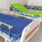 Kolay temizlenebilir hasta yatakları