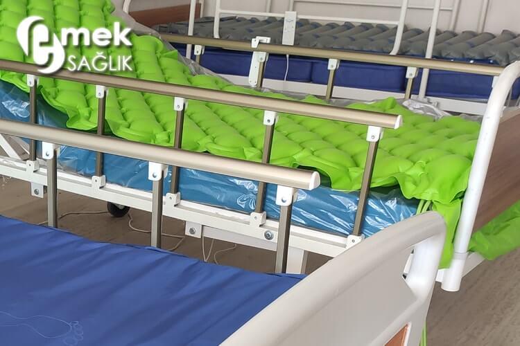 Aparatlı Hasta Yatakları