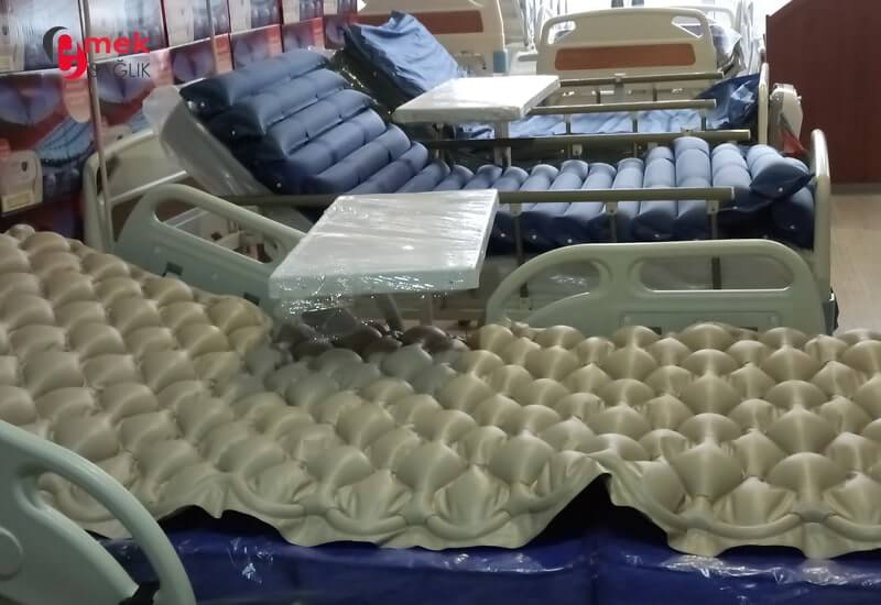 Ekonomik fiyatlı hasta yatakları
