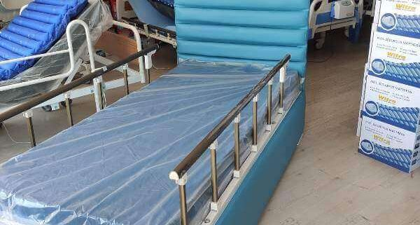 Motorlu hasta yatağı