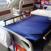 Tekerlekli hasta yatakları