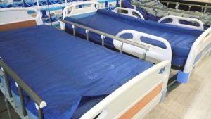 Farklı özelliklerde hasta yatakları