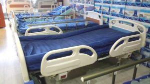 Konforlu havalı hasta yatakları