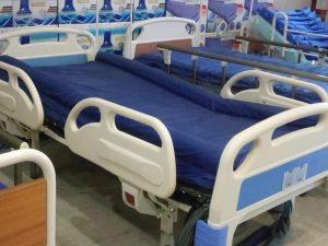 Tedavi amaçlı hasta yatakları