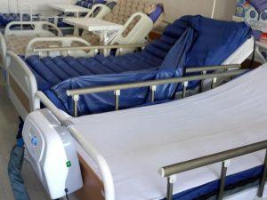 Hasta yatağı pedi