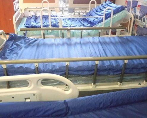 Yatan hastalar için yatak modelleri