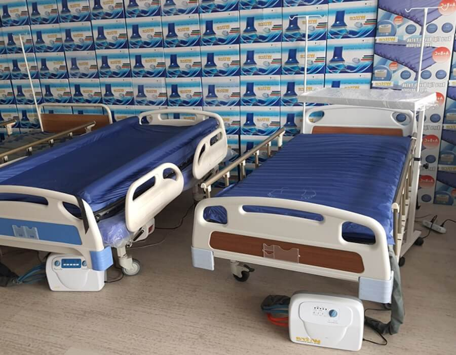 Avantajlı hasta yatakları