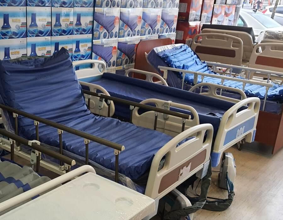 Hasta yatağı ve havalı yatak modelleri