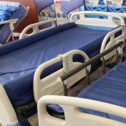 Hastane ve ev tipi hasta yatakları