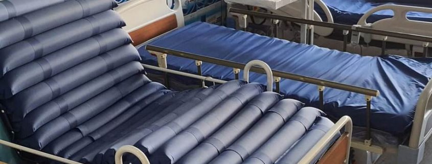 Medikal boru tipi havalı yatak