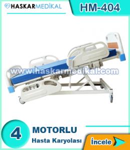 4 Motorlu Hasta Yatağı HM-404